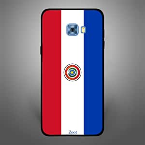 Samsung Galaxy C5 Paraguay Flag, Zoot Designer Phone Covers