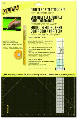 (OLFA 1096840 AK/KT-1 Crafters' Essentials Kit)