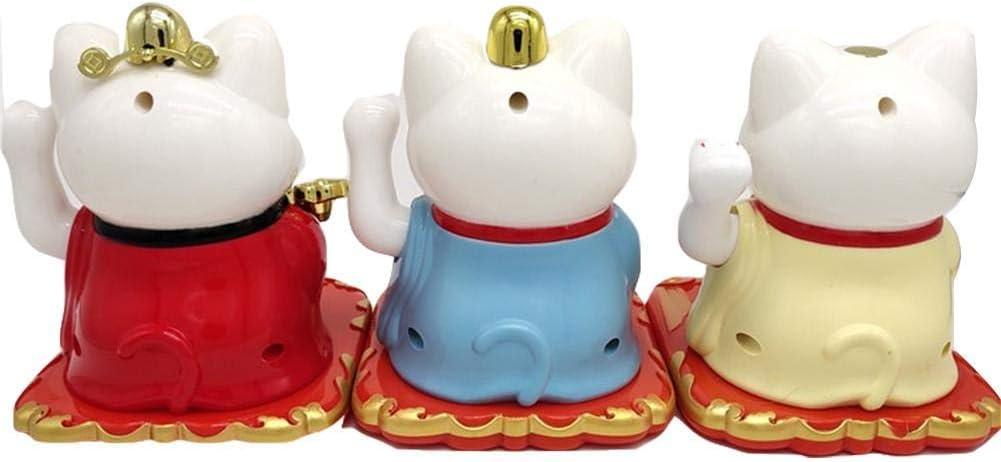 Symbole de Fortune accueillant Mignon chivalrylist Figurine Statue Japonaise de Chats de la Fortune agitant la Patte