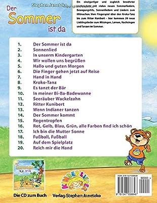 Der Sommer Ist Da 20 Schönste Kinderlieder Im Sommer Das