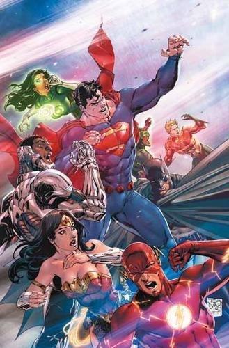Book Cover: Justice League Vol. 4