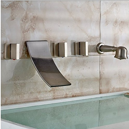 Gowe Gold Widespread Faucet Gold Gowe Widespread Faucet