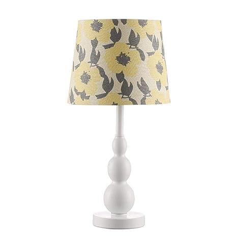 Lámpara de mesa Dormitorio Lámpara de mesa Lámpara de estilo ...