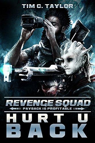 Hurt U Back (Revenge Squad Book 1) (English Edition)