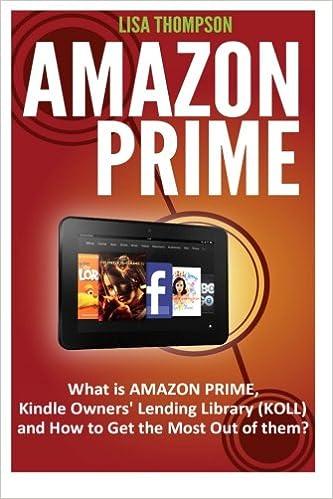 amazon prime books kindle