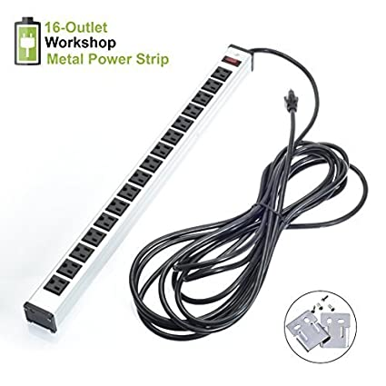 Review Digital Energy 16-Outlet Metal