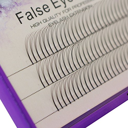 - Scala 8/9/10/11/12/13/14/15mm Handmade Grafted Individual False Eyelashes Natural Long Eye Lashes Cluster Extension Makeup Beauty Health Fake Eyelashes (10mm)
