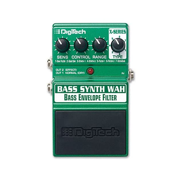 リンク:BASS SYNTH WAH