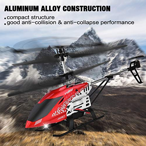 Rainbrace Toy Remote Control Helicopter for Kids Adults, 3.5 Channel RC Helicopter with Altitude Hol - http://coolthings.us