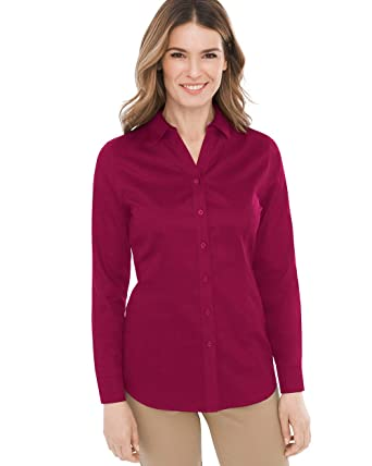 Chico S Women S No Iron Sateen Caroline Shirt At Amazon Women S