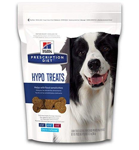 Hills Prescription Diet Canine Hypo Treats Derm (Canine Food Allergies)