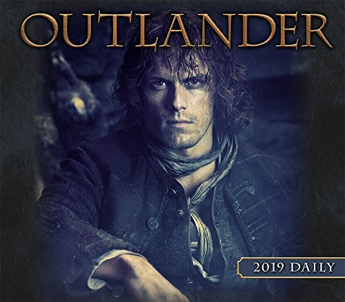 "2019 Outlander Boxed Daily Calendar: by Sellers Publishing, 6"" x 5"" (CB-0519)"