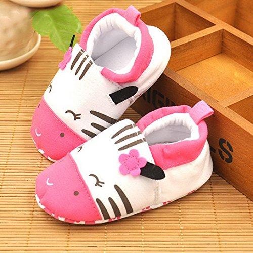 FEOYA - Zapatos primeros pasos de Material Sintético para niña