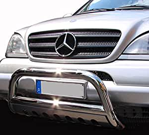 Defensa frontal, Mercedes ML (W163)