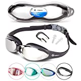 Swimming Goggles – Swim in Comfort with i-Swim Pro Originals giving you Anti Fog Crystal Clear...