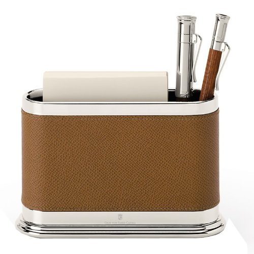 Graf von Faber-Castell Pen Holder Notebox (Brown) by Graf von Faber-Castell