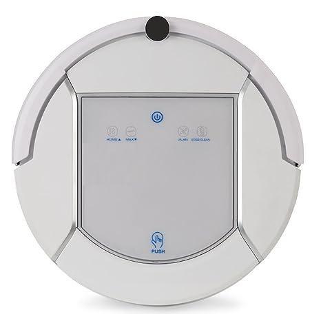 Novohogar Robot Aspirador 4en1 Water Clean. Barre, Aspira, Pasa la Mopa y Friega