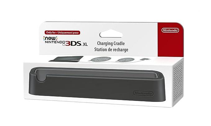Nintendo - Base De Carga Para New Nintendo 3DS XL, Color ...