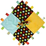 Mary-Meyer-Taggies-Dazzle-Dots-Character-Blanket-Monkey