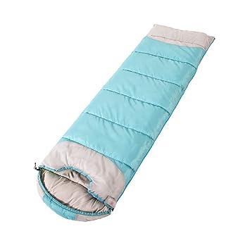 Sleeping Bag-LL Saco de dormir, primavera y verano adultos mantienen cálido interior de