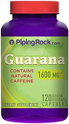 Mega Strength Guarana 1600 mg