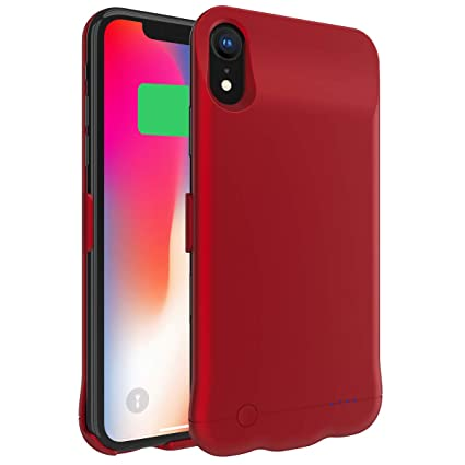 phone case with charger iphone xr