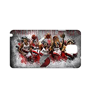 Design With Portland Trail Blazers For Galaxy Note3 Defender Phone Case For Children Choose Design 1-1