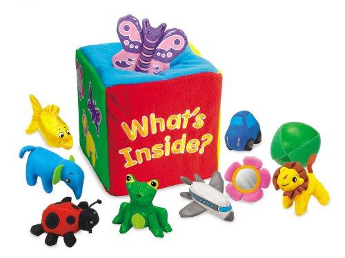 What's Inside? Soft Feely Box