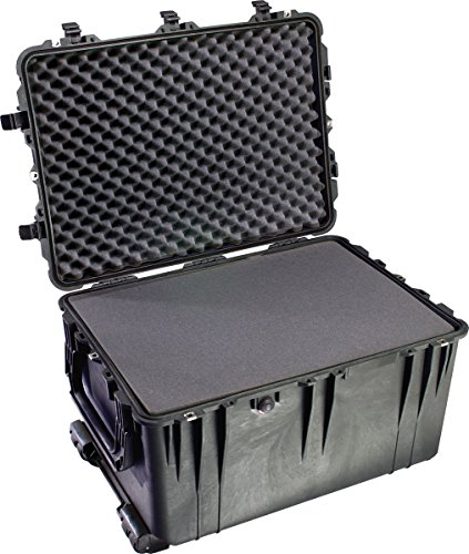 51bSr1xzGeL - Pelican 1510TP Carry-On Case with TrekPak Divider System (Bl 015100-0050-110