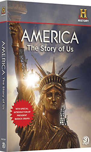 America The Story Of Us (3-Disc Collection) [DVD]