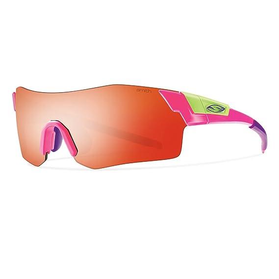 Smith Erwachsene Sonnenbrille Sportbrille Pivlock Arena, Reactor Pink, M, 243729TF6996Q