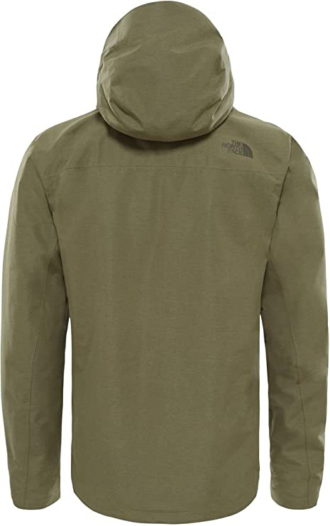 7b1175539 THE NORTH FACE Dryzzle Jacket Gore-Tex® T92VE8H3R Burnt Olive Green ...