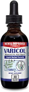 Varicol - Rapid Advanced Uric Acid Support Formula - High Potency Key Ingredients Designed to Help Support Healthy Uric Acid Levels - with Chanca Piedra, Tart Cherry, Celery Seed and More
