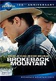 DVD : Brokeback Mountain [DVD + Digital Copy] (Universal's 100th Anniversary) by Heath Ledger