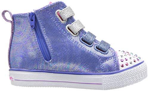 Pictures of Skechers Kids' Shuffle Lite-Unicorn Pals Sneaker 10995N 3