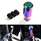 2002 audi a4 service manual - ICBEAMER Manual Stick Shift Transmission Car Neo Chrome Racing Drifting Style Drift Shape Bar Shift Knob [Pack of 1]
