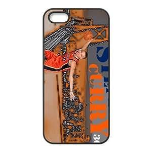 Custom Stephen Curry Basketball Series Iphone 5,5S Case JN5S-1937