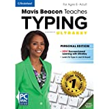 Software : Mavis Beacon Teaches Typing Powered by UltraKey - Personal Edition  [Download]