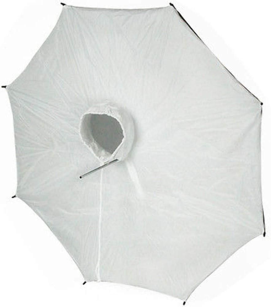 2 x Umbrella Softbox Soft Brolly Box Reflector Studio 40 Flash Light Reflective
