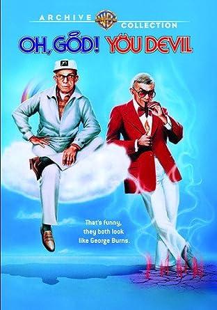 Amazon com: Oh God You Devil (1984): Paul Bogart, George