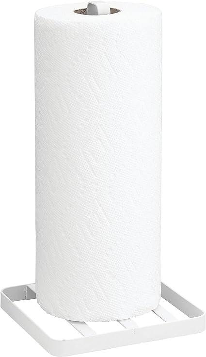 D/érouleur sopalin Rouleau de papier vertical Porte Cuisine papier serviette Porte-bagages Creative Desktop Paper Punch-gratuit Porte-serviettes