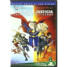 Liga De La Justicia: Crisis En 2 Tierras (Import Movie) (European Format - Zone 2) (2010) Animación