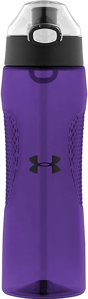 Under Armour Elevate 22 Ounce Tritan Bottle with Flip Top Lid
