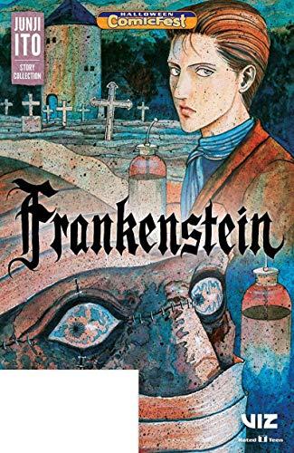 FRANKENSTEIN #1 Halloween Comicfest, Promo, 2018, NM, Junji Ito, Viz -