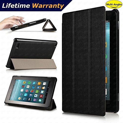DHZ Case for All-New Amazon Fire 7 Tablet  - Ultra Slim Shel