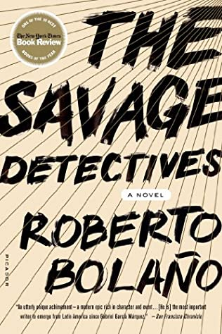 book cover of The Savage Detectives