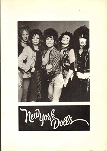 Morrissey New York Dolls - NEW YORK DOLLS