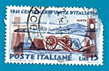 Used Italy Postage Stamp %281961%29 15L