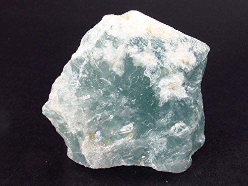Aquamarine Brazil Blue (Big Aquamarine Crystal Blue Beryl From Brazil - 1.9