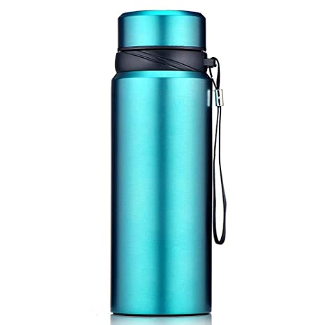 Verus Botella de Agua de 1 litro, Botella de Agua de Metal ...